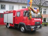 Tragkraftspritzenfahrzeug der Löschgruppe Engar