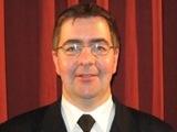 Leiter der Feuerwehr Norbert Scherf